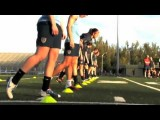USWNT in training