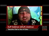 Duff Goldman will right 'injustice involving a cake'