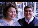 'WE DO Campaign' video featuring lesbian couple