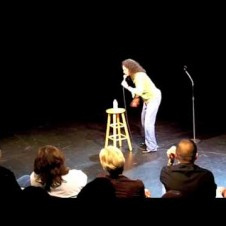 Comedian Dana Goldberg live in Seattle