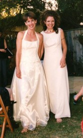 Cheryl Dumesnil wedding