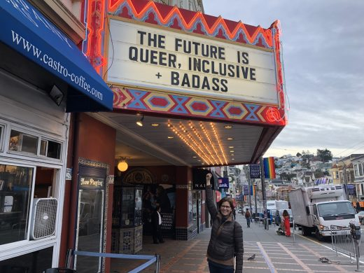 New documentary 'Ahead Of The Curve' draws attention to lesbian visibility