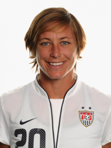 Ten facts you may not know about Abby Wambach