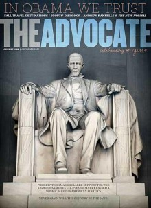 Advocate magazine endorses Obama