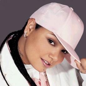 Hip hop artist Amanda Perez