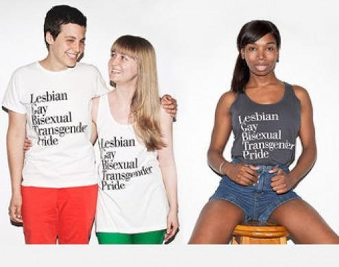 American Apparel LGBT ad