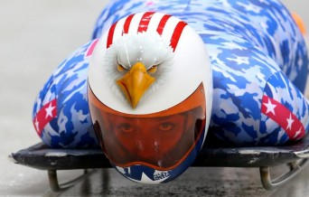 American skeleton athlete