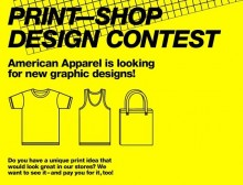 American Apparel design contest