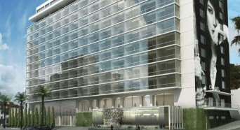 Andaz Hyatt Hotel in West Hollywood