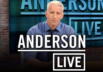 Anderson Cooper Live ad