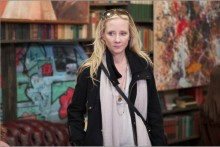 Anne Heche stars in 'That's What She Said'