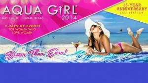 Aqua Girl logo