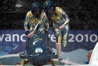 Australian women's bobsled