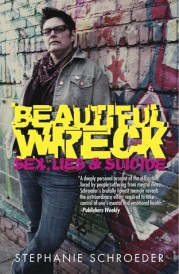 "Cover art for the book ""Beautiful Wreck"""