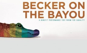 Becker on the Bayou logo