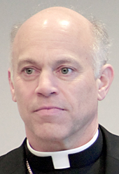 Bishop Salvatore J. Cordileone is 'father of Prop 8'