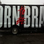 Born to be Brave bus