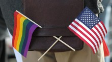 American's views on LGBT rights are shifting quickly