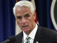 Former Florida Governor Charlie Crist addresses homosexual allegations