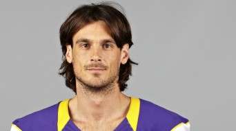 Minnesota Vikings punter Chris Kluwe