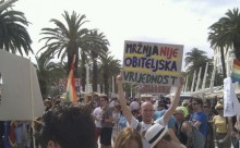 Gay pride parade in Croatia threatened by Catholic group