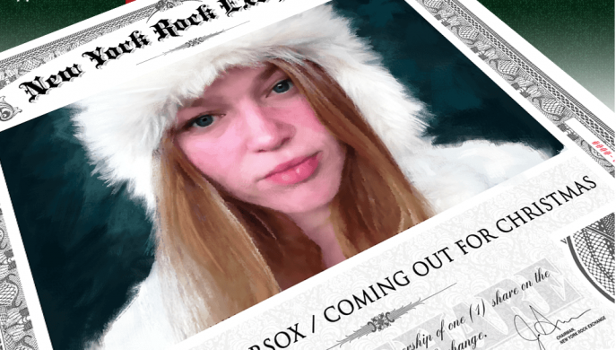 """Crystal Bowersox """"Coming Out for Christmas"""""""