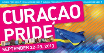 Curacao gay pride ad