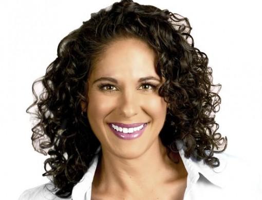 Comedian Dana Goldberg