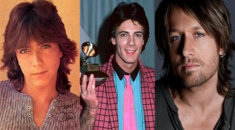 David Cassidy Rick Springfield Keith Urban