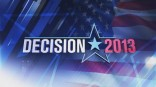 Decision 2013 election logo