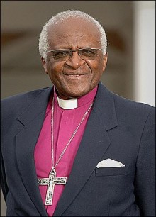 Desmond Tutu calls on world leaders to protect LGBTQI rights
