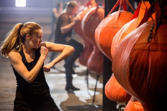 Scene from Divergent