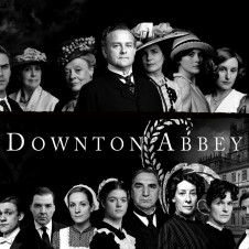 Downton Abbey ad