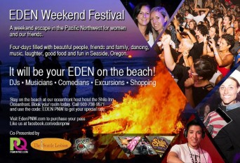 Flyer for EDEN Pacific Northwest event