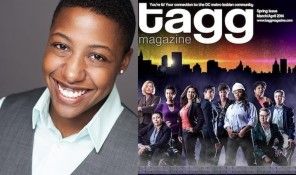 Ebone Bell and Tagg Magazine