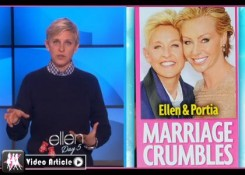 Ellen DeGeneres tabloid rumors