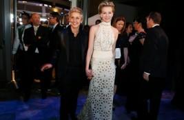 Ellen and Portia at the Oscars