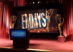 Emmy Awards stage