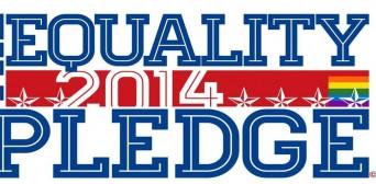 Equality Pledge logo