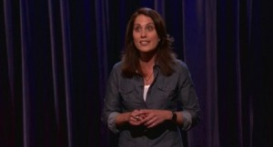 Erin Foley on Conan