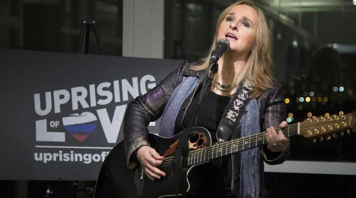 Melissa Etheridge Uprising of Love