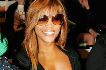 Hip-hop singer Eve