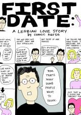 First Date Lesbian comic