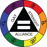 Gay Straight Alliance logo