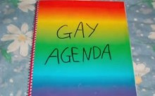 The gay agenda is a demand for the same rights as are afforded by the Constitution