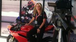 Gina Marra of GoAZ Motorcycles