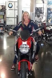 Gina Marra of Go AZ Motorcycles