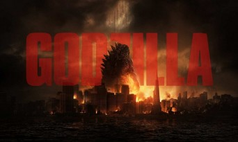 Godzilla movie promo