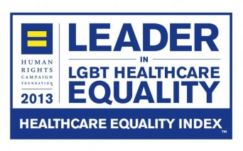 HRC Healthcare Equality Index logo
