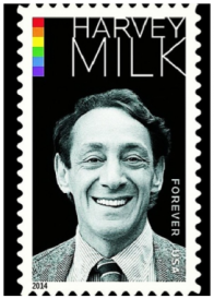 Harvey Milk Forever stamp